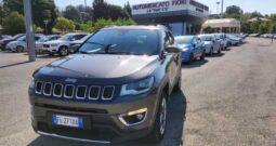 Jeep Compass 2.0 mjt Limited 4wd 140cv auto